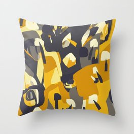 Roadtrip Throw Pillow