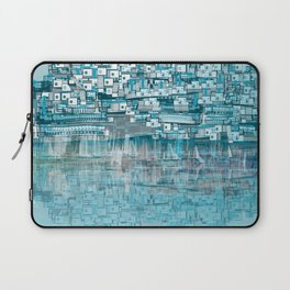 Turquoise Laptop Sleeve