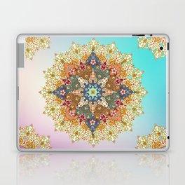 mandala fullcolor Laptop & iPad Skin