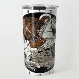 Sic Semper Draconis Travel Mug