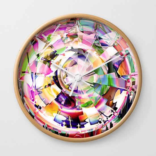 - analog - Wall Clock