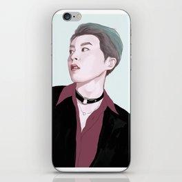 EXO X iPhone Skin