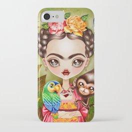Frida Querida iPhone Case