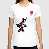 planet of the apes T-shirts featuring Balloon Apes by merimeaux