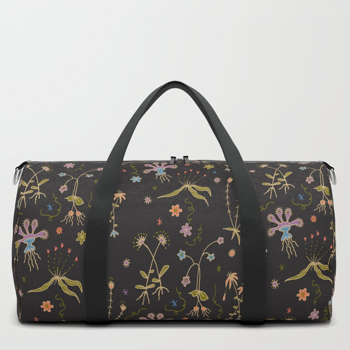 Flora of Planet Hinterland Duffle Bag