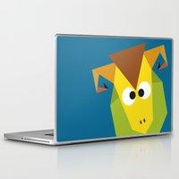 ram Laptop & iPad Skins featuring Ram by Fairytale ink