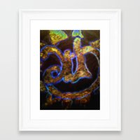 art history Framed Art Prints featuring art history by neonflash by neonflash