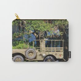 Military Jeep Carry-All Pouch