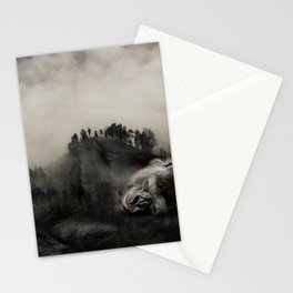 Gorilla Forest Stationery Cards