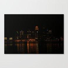 Louisville, Ky Canvas Print
