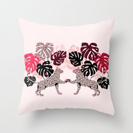 women support women Throw Pillow