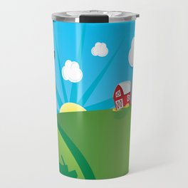 CowMoo Travel Mug