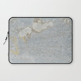 Blueish, rusty and old steel texture Laptop Sleeve