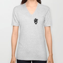 Wounded Heart Unisex V-Neck