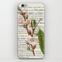 Persuasion iPhone Skin