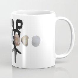 Zen Asian Calligraphy & Stone - Peaceful Mind  Coffee Mug