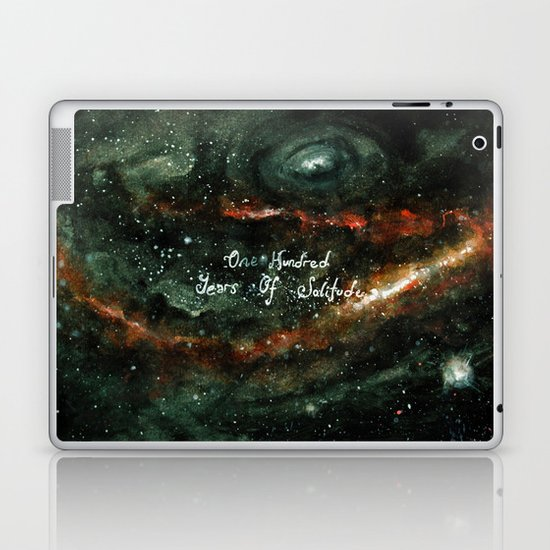 One Hundred Years of solitude Laptop & iPad Skin