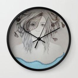 Mayfly Wall Clock