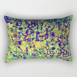 Grunge Painting Background G320 Rectangular Pillow