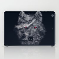 ghost iPad Cases featuring Ghost by Tobe Fonseca