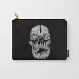 Black blooded Carry-All Pouch