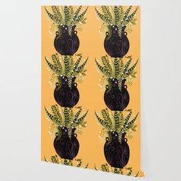 Black Vase I Wallpaper
