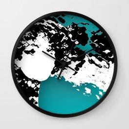 LADY SILEX Wall Clock
