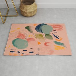 Make Room In Your Heart For Hope Rug