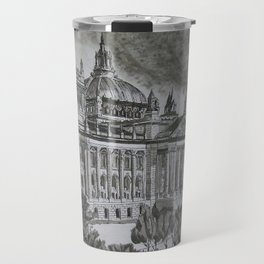 Edificio Reichstag / Reichstag Building (Berlin - 1900) Travel Mug
