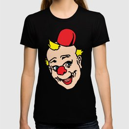 clown art, clown illustration, clown pop art, home decor T-shirt