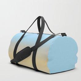 Beach fading Duffle Bag