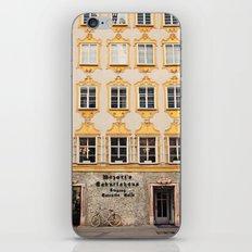 Mozart Residence  iPhone & iPod Skin