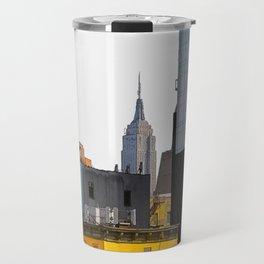 New York City - High Line to Empire Travel Mug