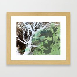 skullest Framed Art Print