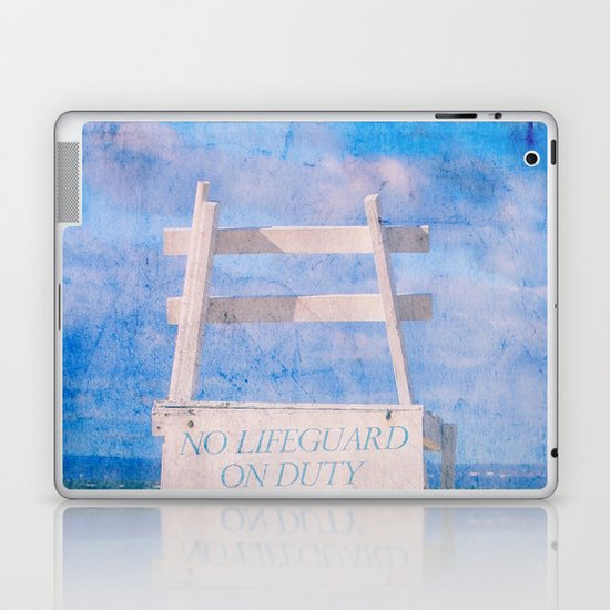 Life's a Beach Laptop & iPad Skin