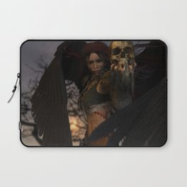 The Morrigan's Acorn Laptop Sleeve
