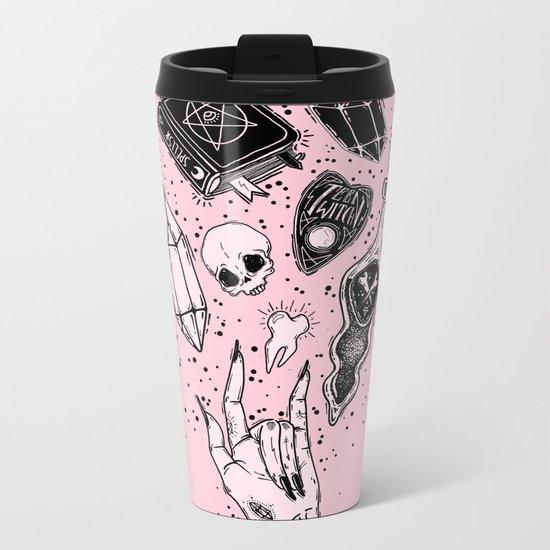 Witchcraft Metal Travel Mug