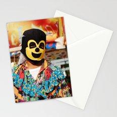Enmascarado Stationery Cards