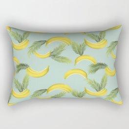 Banana Pop Rectangular Pillow