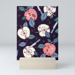 apple harvest Mini Art Print