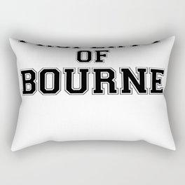 Property of BOURNE Rectangular Pillow