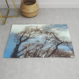 Survival of the Trees Rug