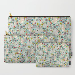 Cute Bunny Rabbits Carry-All Pouch