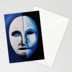 The Moon Man Stationery Cards