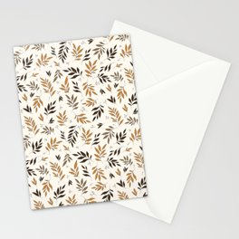 Leaves Of Change Stationery Cards