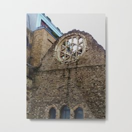 Winchester Palace Ruins Metal Print