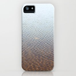 Silent water iPhone Case
