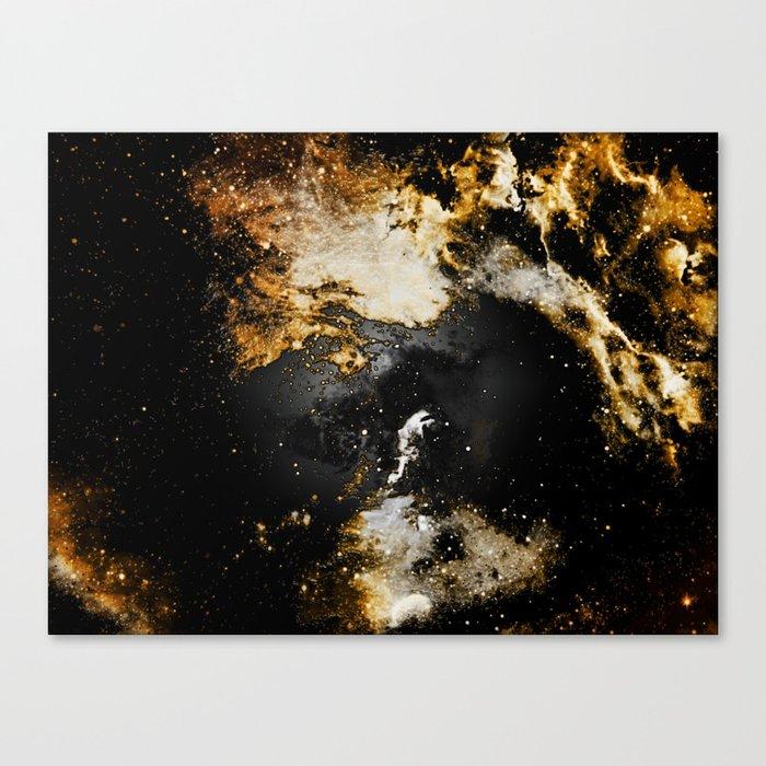 α Unuk Canvas Print
