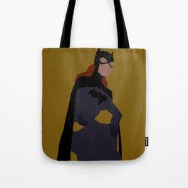 Batgirl Minimalism Tote Bag