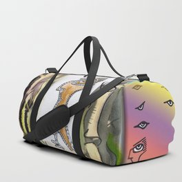 See Nature Duffle Bag